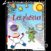 Affiches planètes