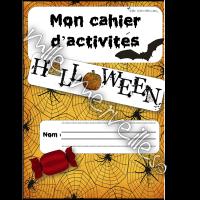 Cahier Halloween 2e année