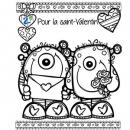 Cahier Passe-Temps St-Valentin 2e