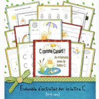 Collection lettre C