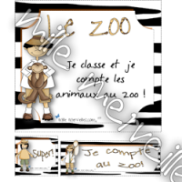 Compter au zoo