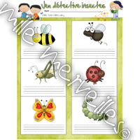 Détective insectes