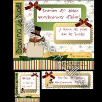 Domino Noël
