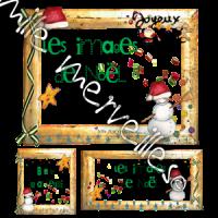 Intrus et images Noël