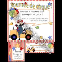Journée de cirque