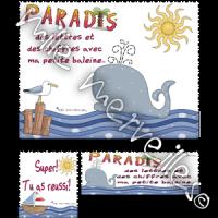 Le paradis de la baleine