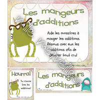 Mangeurs des additions