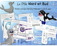Pôle Nord et Pôle Sud TNI