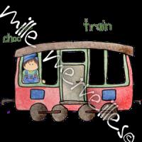 Alphabet du train