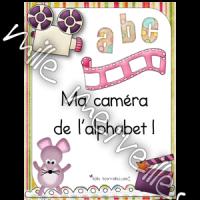 Affiches Caméra alphabet