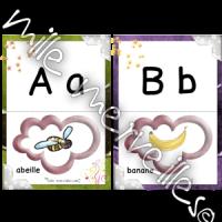 Alphabet maternelle