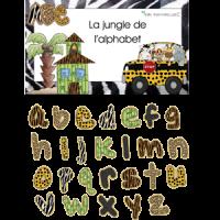 Atelier jungle des lettres