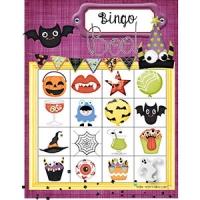 Bingo Halloween présco