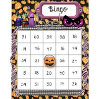 Bingo nombres 1-60