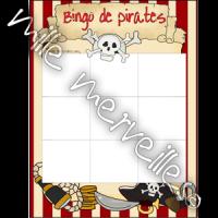 Bingo pirates