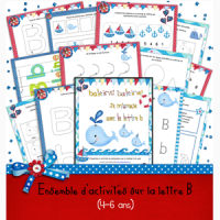 Collection lettre B