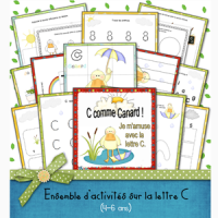 Collection lettre C