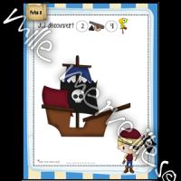 Découvertes du pirate