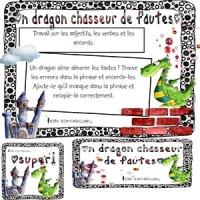 Dragon dévore les erreurs