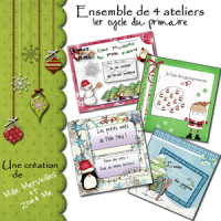 Ensemble Noël 1e cycle