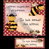 Former et tracer des lettres