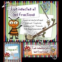 Insectes et fractions