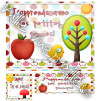 Apprendre avec les pommes