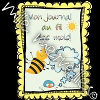 Journal portfolio abeilles