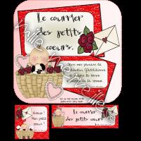 Le courrier des petits coeurs
