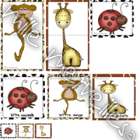 Lettres animaux