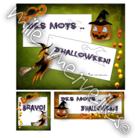 Mots Halloween