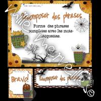 Recomposer phrases Halloween