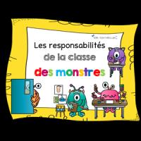 Responsabilité de classe des monstres