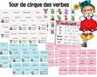 Tour de cirque des verbes