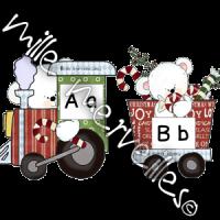Train alphabet