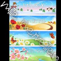 Étiquettes saisons