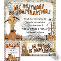 Costumes soustractions